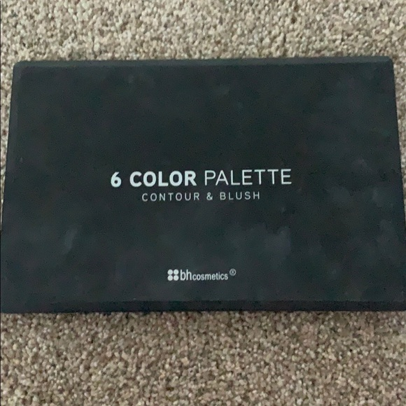 BH Cosmetics Other - Gently used bh cosmetics palette